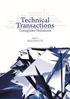 Technical Transactions. Iss. 8
