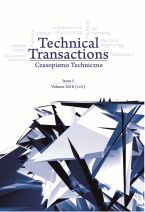 Technical Transactions. Iss. 5