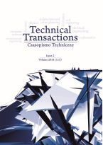 Technical Transactions. Iss. 2